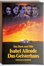 R20134- Isabel Allende - Das Geisterhaus - Das Buch zum Film BILDER UND TEXTE