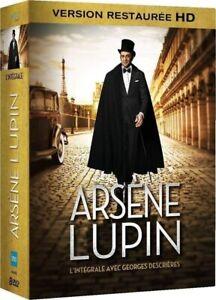 ARSENE LUPIN - DVD - INTEGRALE DE LA SERIE - EDITION Fr - NEUF SOUS BLISTER