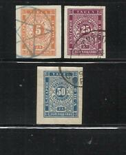 BULGARIA. Año: 1885. Tema: TASAS.