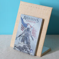 Assassin's Creed III (3) Sealed Steelbook Edition G1