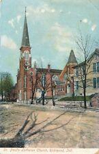 RICHMOND IN – St. Paul's Lutheran Church