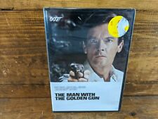 The Man with the Golden Gun (DVD, 2015) Brand New - Factory Sealed