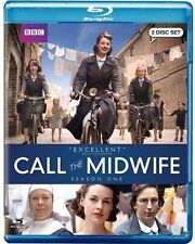 Call The Midwife NR Rated DVDs & Blu-ray Discs