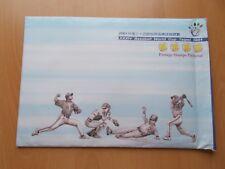 China - 2001 Baseball World Cup Taipei presentation folder. See pics below.