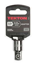TEKTON 14270 3/8-Inch Drive (F) by 1/2-Inch Drive (M) Adapter