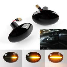 2p LED Dynamic Side Repeater Light Indicator For MINI Cooper R55 R56 R57 R58 R59