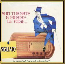 """COMPILATION """"SON TORNATE  A FIORIRE LE ROSE"""" 2 LP SIGILLATO FIVE RECORD-CGD 1991"""