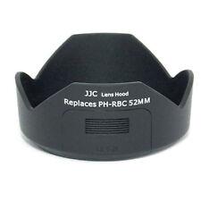 JJC LH-RBC-52MM Bayonet Lens Hood F Pentax DA 18-55mm F3.5 AL WR Lens PH-RBC