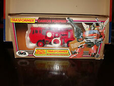 Transformers Trasformer gig Camion Pompieri autorobot anni 80