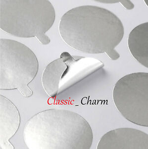 Sticker For Jade Stone x 30 - Disposable Protective Adhesive Labels - Eyelashes