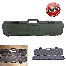Gun Storage Box AR-15 Protective Rifle Case AK-47 Crush Resistant Hard Carry NEW