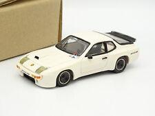 Record Kit Monté 1/43 - Porsche 924 Gr4 Blanche