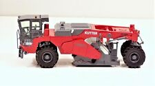 NEW NZG 621-01 Wirtgen WR2000 Soil Stabilizer Red - KUTTER - HD O scale 1/50 MIB