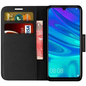 For Huawei Y6 Y5 Y7 Y3 Y9 2019 2018 Pro Case Cover Magnetic Flip Leather Wallet