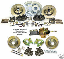 1970-73 Mustang Complete Kelsey-Hayes Style Disc Brakes