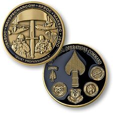 US Special Operations Command Challenge Coin Round USSOCOM Covert Operations