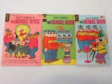 Beagle Boys Disney Comic Lot 3 Different Books