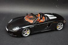 1:18 AUTOart 78042 Porsche Carrera GT Black model car