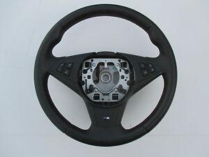 BMW E60 5 Series M Sport Leather Steering Wheel E61 Touring 2005 - 2010