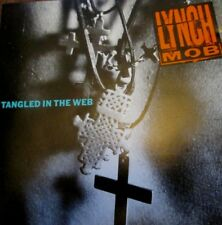 Lynch Mob - TANGLED IN THE WEB RARE DELETED PROMO CD  SINGLE