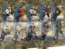 2015-16 Upper Deck Ice Base Set 10 Card Lot