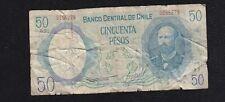 CHILE 50 PESOS 1978