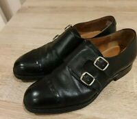 Joseph Cheaney Colby Double Monk Shoes size 7.5