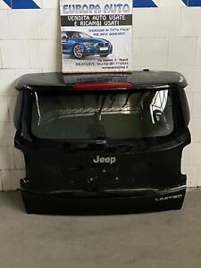 portellone bagagliaio posteriore jeep renegade completo