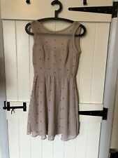 Size 6 Lipsy Pixie Lott Dress, Bead Embellishments