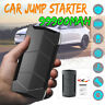 99900mAh 2 USB 12V Car Jump Starter Pack Booster LED Charger Battery Power Bank