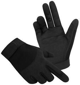 Security Handschuhe aus elastischem Material in versch. Farben