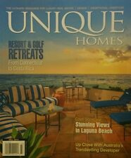 Unique Homes Resort & Golf Retreats Laguna Fall 2014 FREE PRIORITY SHIPPING