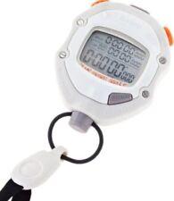 ☀ Casio Stop Watch HS-70W-8JH White Waterproof Sports Stopwatch HS-70W ☀