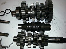 Honda ATC 350X 85-86 Motor Parts - Transmission Gear Set and Shifters