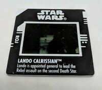 Star Wars Film Cell Lando Calrissi Kenner Hasbro 1997 - Rare
