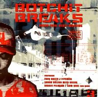 BOTCHIT BREAKS 3 various (2X CD compilation, mixed) BOS2CDLP 008 breakbeat