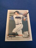 2020 Bowman Draft Spencer Torkleson Paper Base 1st Bowman BD-121 Tigers