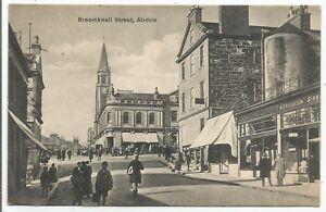 POSTCARDS-SCOTLAND-AIRDRIE-PTD. Broomknoll Street.