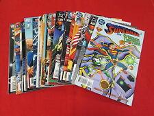 BACKSTOCK BLOWOUT - SUPERMAN GRAB BAG LOT OF 25 COMICS NO REPEATS HUGE DISCOUNT