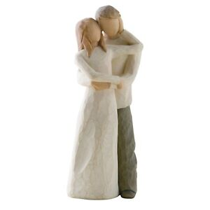 Willow Tree Together Figurine 26032  Couple in Branded Gift Box