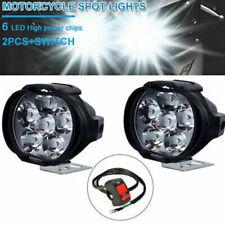 Fog Light Car Light Motorbike Light 2Pcs Spot Light DRL Lamp Practical