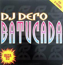 DJ Dero CD Single Batucada - France (EX/M)