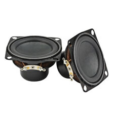 AIYIMA 2PC 2Inch Woofer Audio Speaker 53MM 4Ohm 10W Full Range Bass Loudspeaker