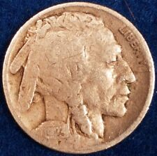 1923 Buffalo Nickel  ID  #19-5
