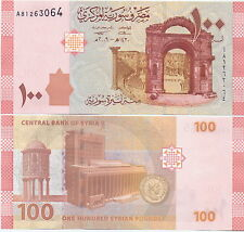 Syrien / SYRIA - 100 Pounds 2009 (2013) UNC - Pick 113