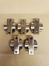 Ford Consul  Zephyr  Mk1/mk2 Hockey Stick  Clamps  Stansless Steel