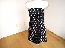 The Limited Dress Strapless  Black White  Size 4  NWOT #L69