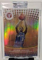 Topps Pristine 2002-3 JUAN DIXON Uncommon Rookie Uncirculated RC Refractor /499
