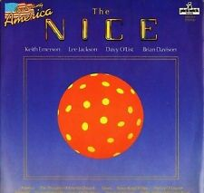 NICE The Nice - America UK VINYL LP RECORD EXCELLENT CONDITION Keith Emerson