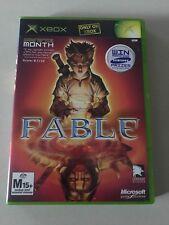 FABLE Xbox Original Game